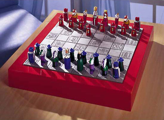 Kitty Kahane: 'Chess'