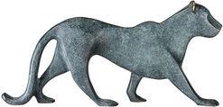 """Skulptur """"Panther"""", Bronze"""