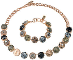 "Jewelry Set ""Blanche"""