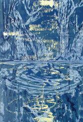"""Bild """"Spiegelwasser 2"""" (2012)"""