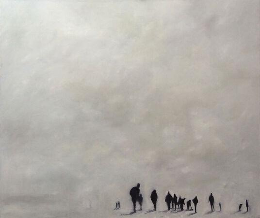"Anne Böddeker: Bild ""Zeitlos"" (2016) (Unikat)"