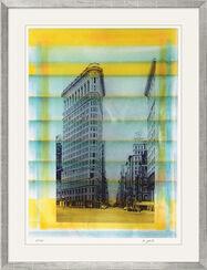 "Bild ""Flat Iron Building New York"" (2009)"