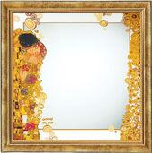 "Wall mirror ""The Kiss"""