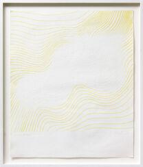 "Bild ""Welle"" (Probedruck) (1965)"