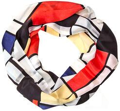 """Loop Shawl """"Mondrian"""""""