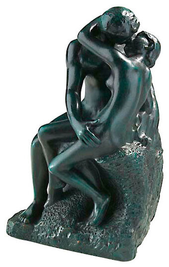 "Auguste Rodin: ""The Kiss"""