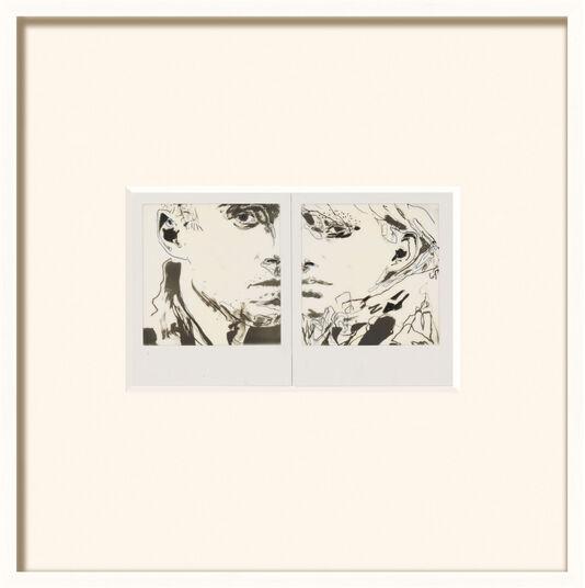 "Robert Knoke: Bild ""Starred (New York City 2013)"" (2013/2014) (Unikat)"