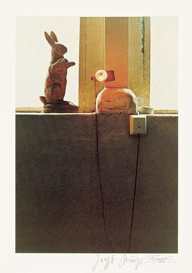 "Joseph Beuys: Bild ""Auguren"" (1982)"