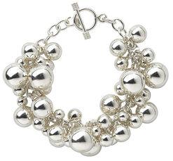 """Bracelet """"Silver Pearls"""""""