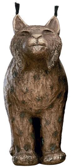 "Antje Michael: Sculpture ""Prince"" (2011), bronze"
