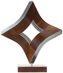 """Skulptur """"Wogendes Quadrat"""" (2015) (Original / Unikat)"""