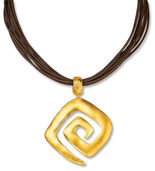 "Necklace ""Resacca"""