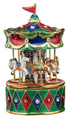"Music Box ""Carousel"""