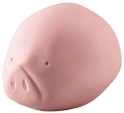 """Porzellan-Schwein """"RORO rosé"""""""