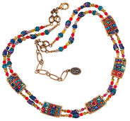 """Collier """"Multi Crystal"""""""