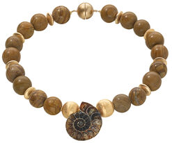 """Collier """"Fossil"""""""