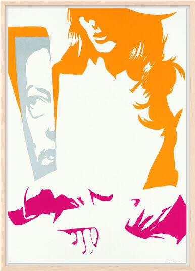 """Werner Berges: Bild """"Duke"""" (1968)"""