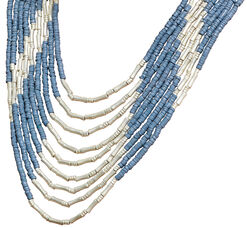 "Necklace ""Tayrona Blue"""