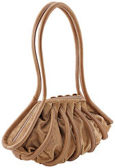 """Shoulder bag """"Nature Style"""" with extra bag"""