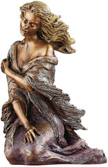 "Sculpture ""Breeze"", bronze"