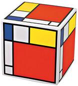 """Hocker """"Mondrian"""""""