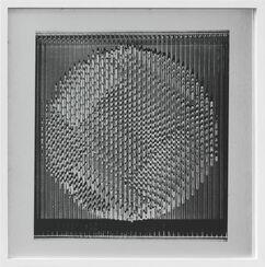 """Bild """"Rotor 4"""" (1971) (Unikat)"""