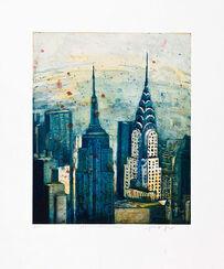 """Bild """"New York"""" (2008), ungerahmt"""