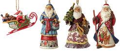 """Christmas Pendants"", 4-piece Set"