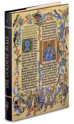"""Buch-Reprint """"Die Goldene Bulle"""", um 1400"""