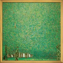 "Bild ""Park"" (1909-10), gerahmt"