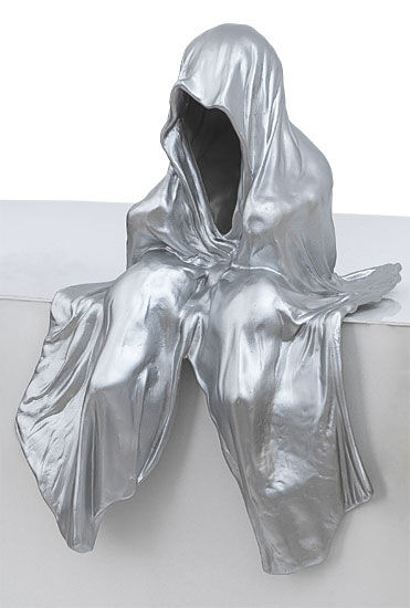 Manfred Kielnhofer: Figur ´Mini Wächter´ (2012)...