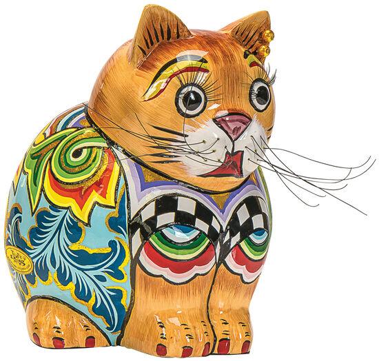 Thomas Hoffmann / Tom´s Drag: Katze ´Candy´, ha...