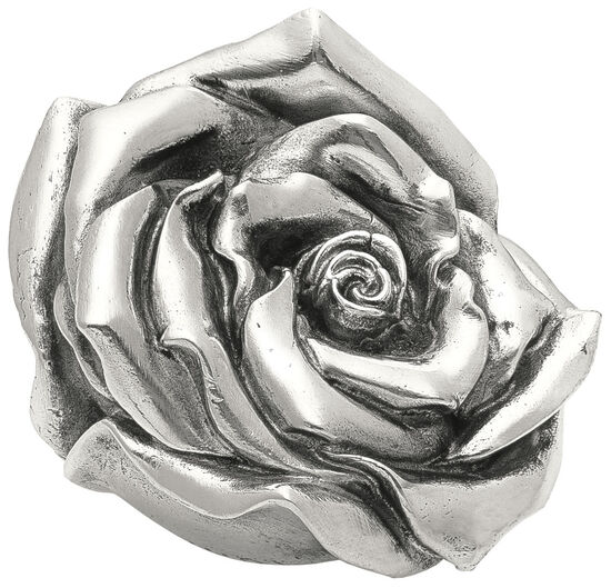 Ottmar Hörl: Skulptur ´Rose´ (2012), Version ve...