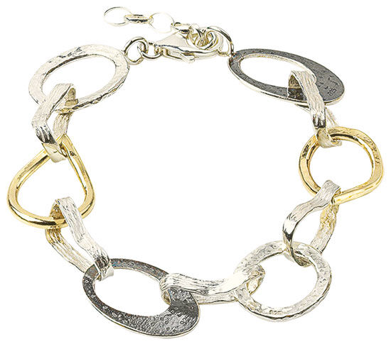 Armband ´Touch of Gold´, Schmuck