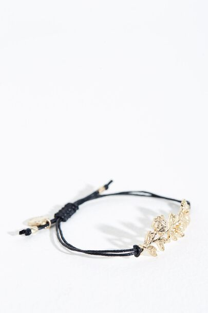 LATTERIDGE FLORAL ADJUSTABLE BRACELET