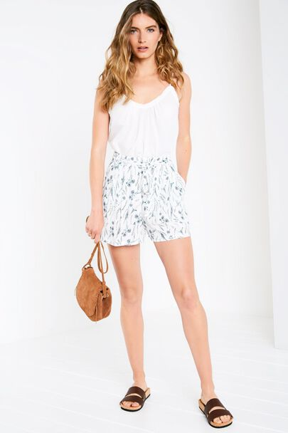 DOWNSWOOD FLORAL SHORT