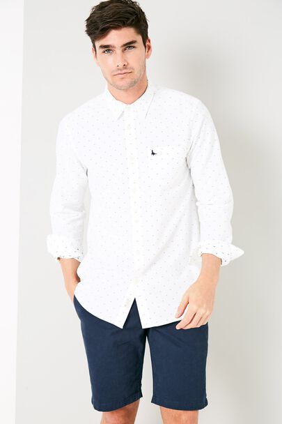 TWISLETON OXFORD DOBBY SHIRT