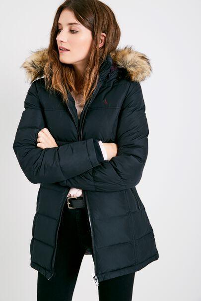 ANN LONGLINE PADDED COAT