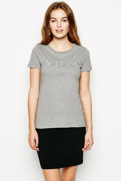 ECCLESTON EMBROIDERED T-SHIRT