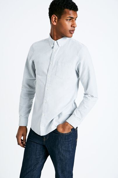 WADSWORTH OXFORD PLAIN SHIRT