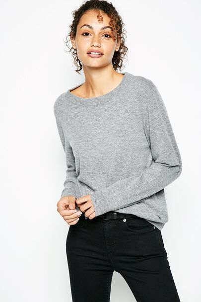 ANGLESEY CASHMERE BLEND JUMPER
