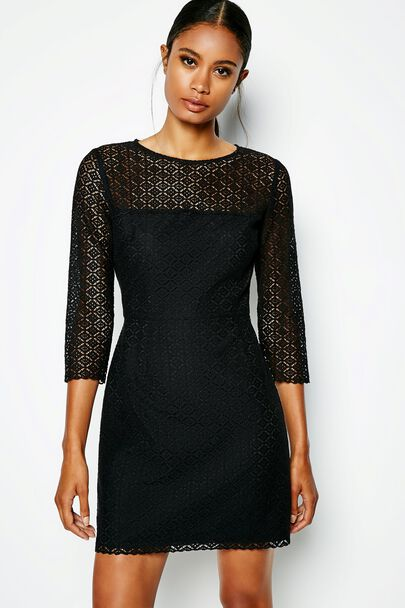 BREDON LACE DRESS