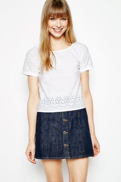 COLMAN BRODERIE TOP