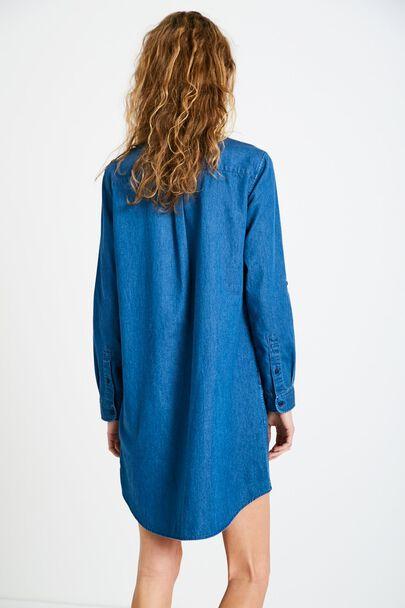 MAGGIE SHIRT DRESSMAGGIE SHIRT DRESS INDIGO