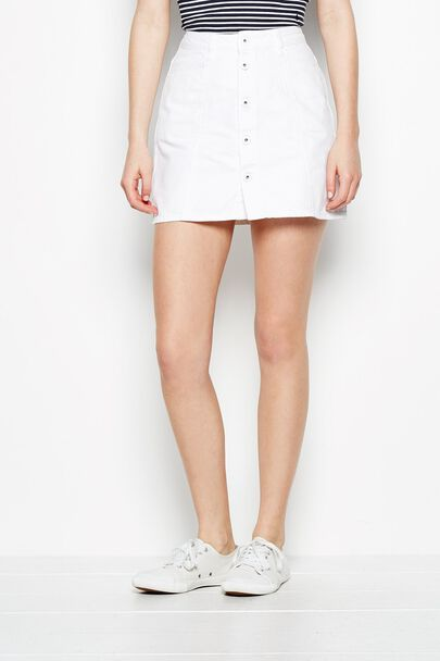 CAPENHURST DENIM SKIRT