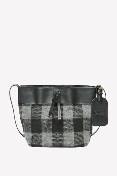 WHIDBOURNE CROSSBODY BUCKET BAG