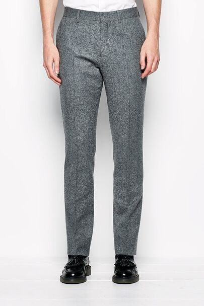 BUCKINGHAM WOOL SUIT TROUSER