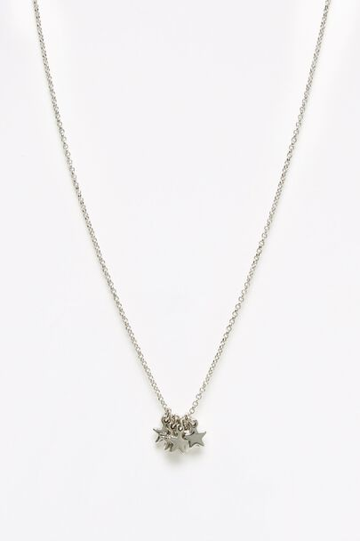 CODY SINGLE CHAIN CHARM NECKLACE