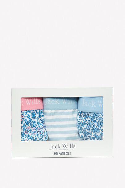 WILDEN BOY PANTS 3 PACK