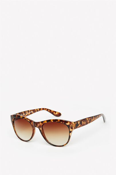 FAIRBAIRN CAT-EYE FRAME SUNGLASSES